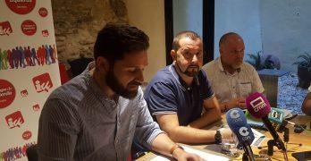 """IU-Ganemos exige una ordenanza que acabe con el reparto """"partidista"""" de fondos en Toledo"""
