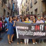 """Inauguración ciudadana del Hospitalito del Rey: """"Page culpable, Molina responsable"""""""