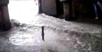 VÍDEOS   Varias tormentas convierten en riadas las calles de Toledo