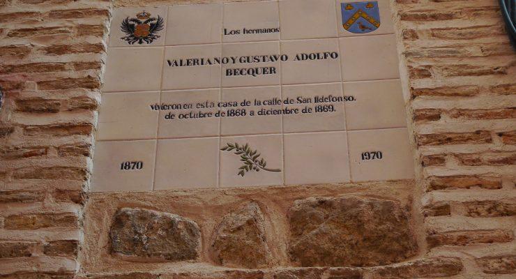 Bécquer y leyendas de Toledo en tres rutas teatralizadas