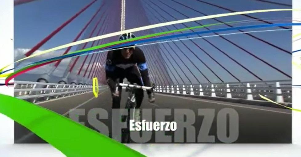 Pantallazo del vídeo presentado hoy por el Ayuntamiento de Talavera de la Reina