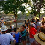 """Nueva concentración por el Tajo en Toledo: """"no es sequía, es saqueo"""""""