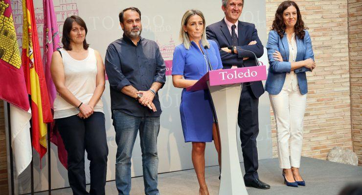 """El Ayuntamiento de Toledo presenta un """"ambicioso"""" plan de inversiones para la ciudad hasta diciembre"""