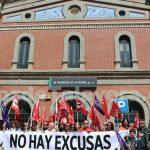 """Ganemos Talavera: """"Ya está bien de décadas de engaños"""" con el ferrocarril"""