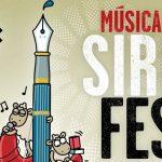 Fizzy Soup, Kike Calzada y Veintiuno, en el concierto 'Música por Siria Fest'