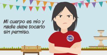 La campaña contra la violación en cita, 'Sin un sí es no', llega a la provincia de Toledo