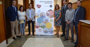 """Una feria comarcal en contra del desempleo """"generalizado"""" en la provincia de Toledo"""
