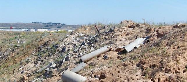 """El 15 de octubre comenzarán los trabajos para """"tapar"""" los restos de amianto en Toledo"""