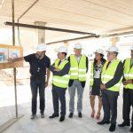 Las obras en los nuevos colegios de Illescas permitirá eliminar hasta 9 aulas prefabricadas