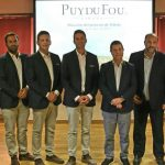 García-Page garantiza agua suficiente para el parque temático Puy du Fou Toledo