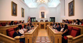 Unanimidad en Toledo para hacer de Vega Baja un parque, defender el Tajo o reclamar al Gobierno de Sánchez