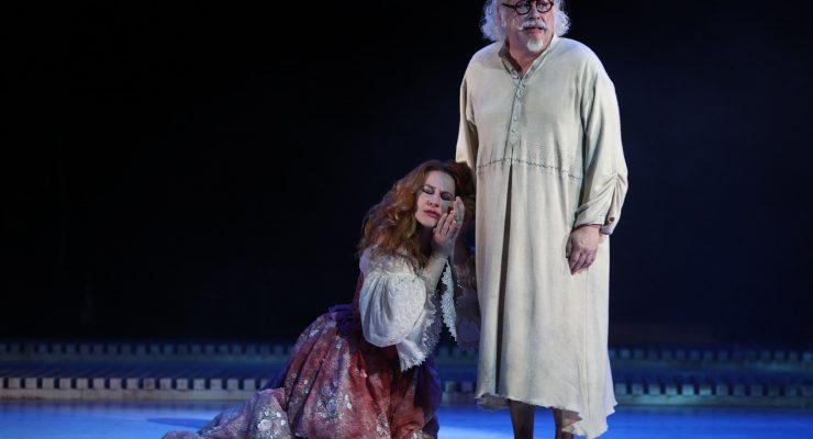 Los 'Sueños' de Echanove, entre las actividades del Teatro de Rojas en otoño