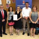 Homenaje en Bargas al cervantista José Rosell por su compromiso con la cultura regional