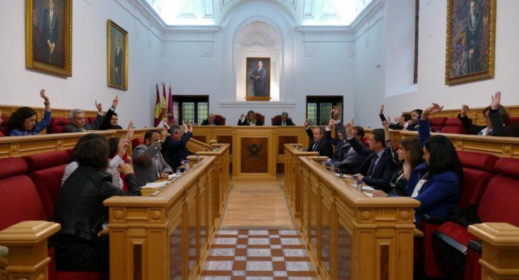El pleno de Toledo aprueba por unanimidad pedir a la Junta la apertura de la Casa de Juventud