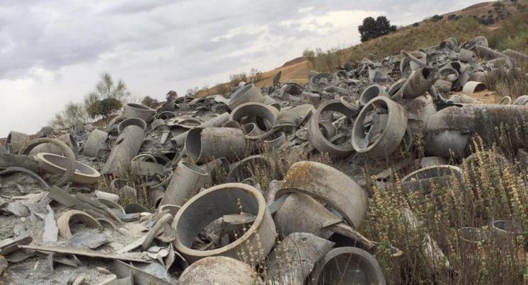 """Piden más medidas """"preventivas"""" contra el amianto: """"Los ex trabajadores de Ibertubo siguen con pruebas"""""""