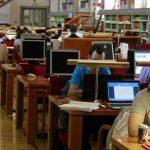 Elegir bibliotecas públicas