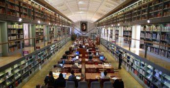 Del enfrentamiento civil a la convivencia y el amor por la lectura: 20 años de la Biblioteca del Alcázar
