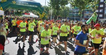 Miles de personas corren en Toledo por la investigación de la esclerosis múltiple