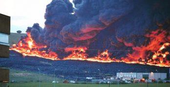 La Eurocámara archiva el expediente por el incendio del vertedero de neumáticos de Seseña