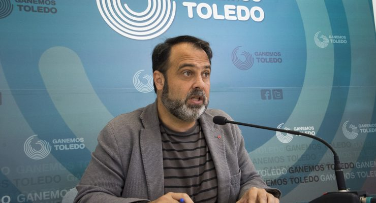 """Ganemos exige a la Junta que abandone las """"cortinas de humo"""" con el Hospitalito del Rey"""