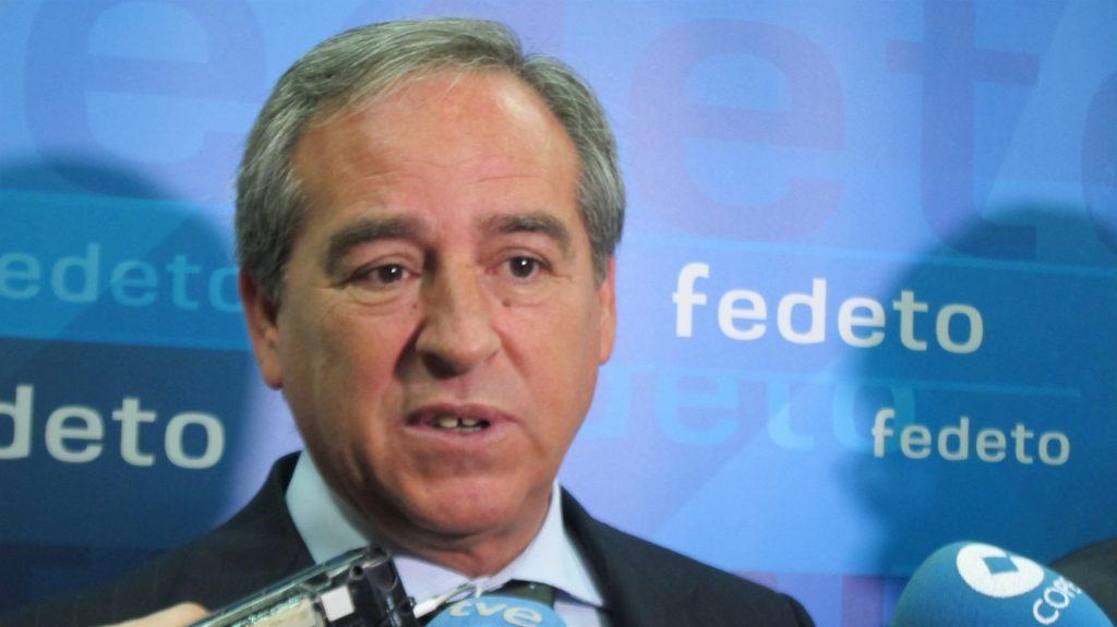 Ángel Nicolás, presidente de CECAM