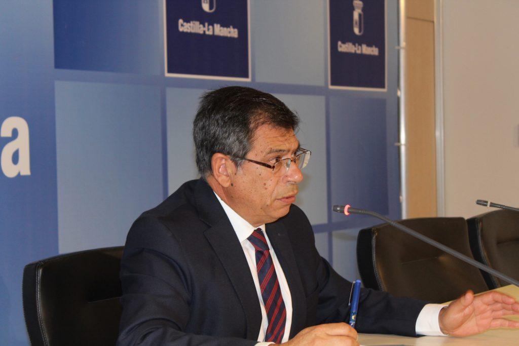 Javier Nicolás. FOTO: Delegación de la Junta en Toledo