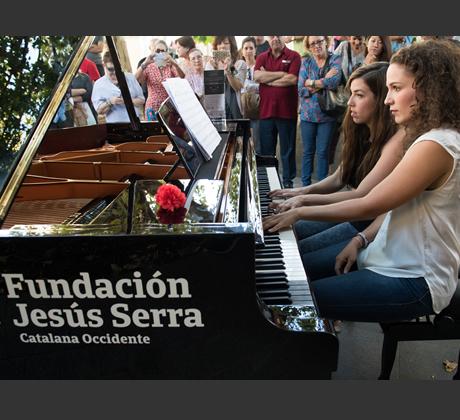 FOTO: Fundación Jesús Serra