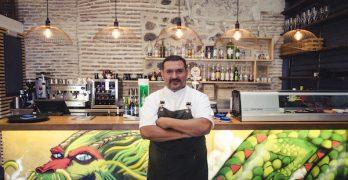 """El chef argentino Javier Brichetto estrena nuevo local de """"cocina fusión"""" en Toledo"""