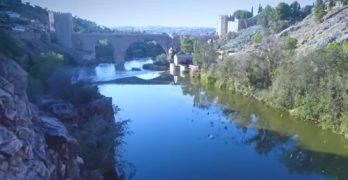 """VÍDEO: 'La Vuelta al Tajo', mucho más que una carrera para recuperar la """"dignidad"""" del río"""