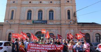 """Cancelan nuevamente un tren desde Madrid a Talavera por """"falta de material"""""""