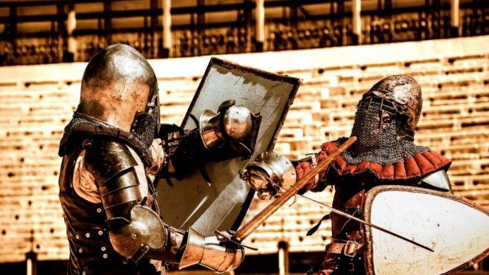 Toledo acoge la primera Jornada de Artesanía y Combate Medieval Federado