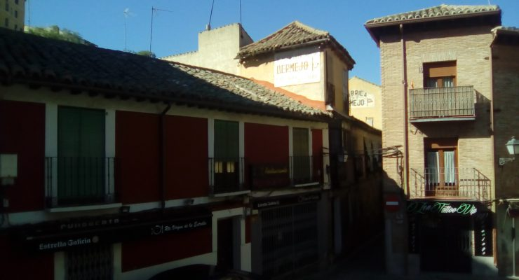 Más plazas de hotel en Toledo en la antigua fábrica de espadería Bermejo