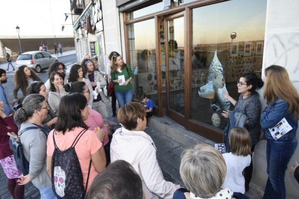 Imagen de 'Cohete Toledo' . FOTO: Ayuntamiento de Toledo