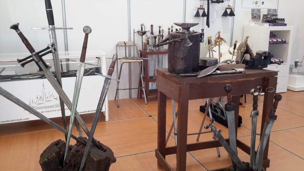 Espacio 'Diseño y Artesanía' en FARCAMA 2017