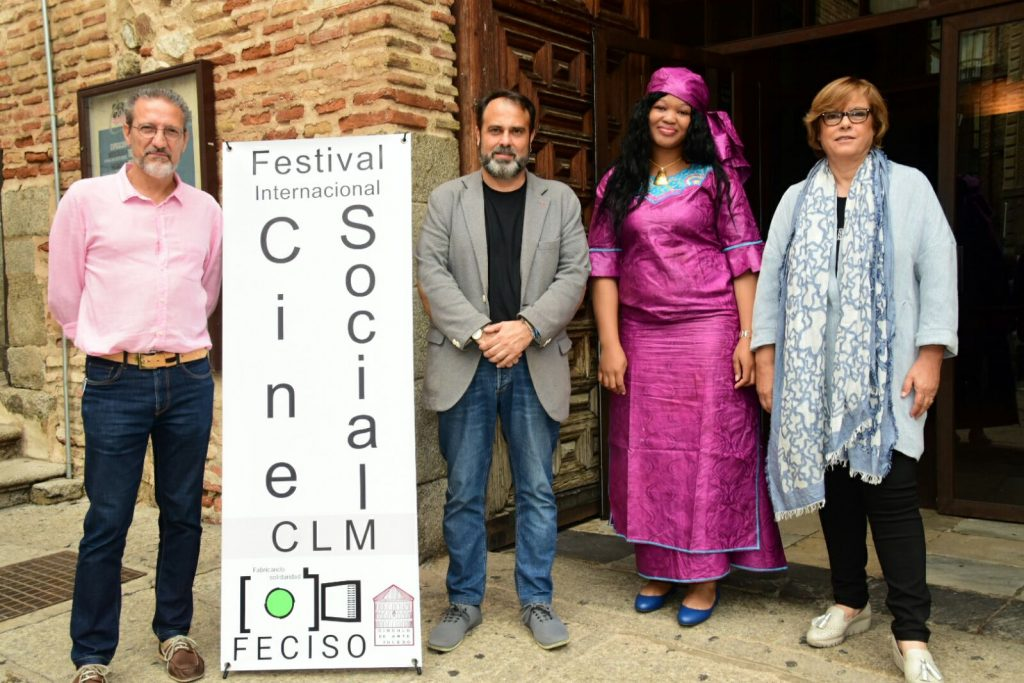 El documental se ha presentado en el marco del Festival de Cine Social. Foto: Julio López Espeso
