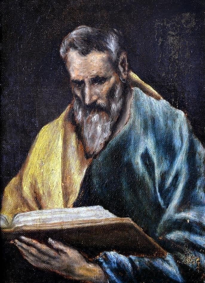 Cuadro de 'El Greco', uno de los personajes protagonistas de las rutas