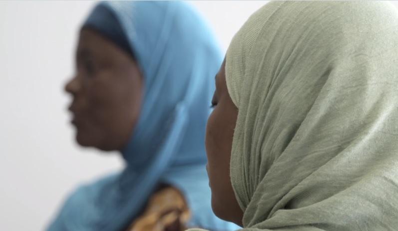 Mujeres africanas hablan abiertamente de la mutilación genial en grupos de trabajo