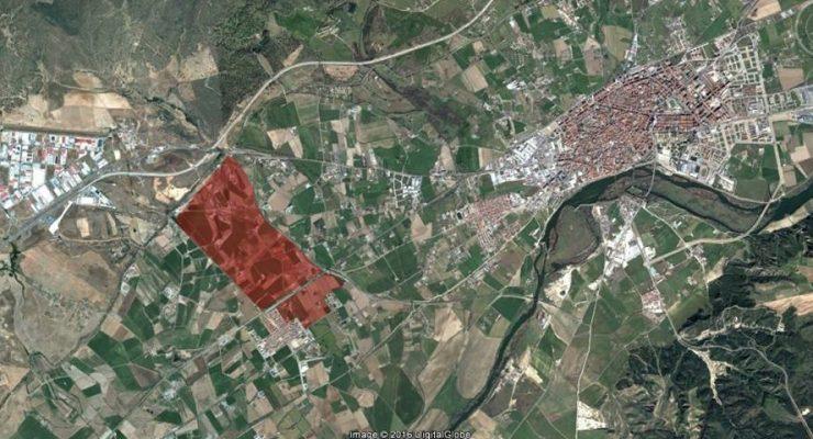 """La Junta pide """"concreción"""" al Ministerio de Fomento con la plataforma logística de Talavera"""