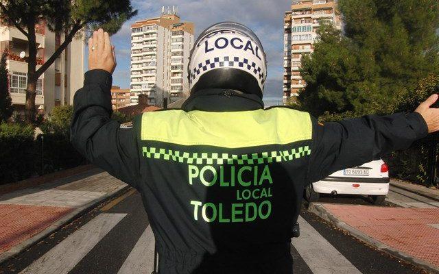 Los policías locales de Toledo se movilizarán dos veces esta semana