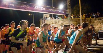 """'La Nocturna de Toledo' celebra este sábado diez ediciones de """"solidaridad y deporte"""""""