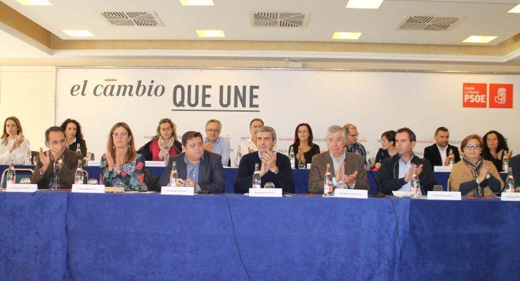El PSOE de Toledo elegirá su secretario general el próximo 3 de diciembre