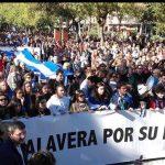 """Miles de personas se manifiestan en Talavera por """"un futuro mejor para la ciudad"""""""