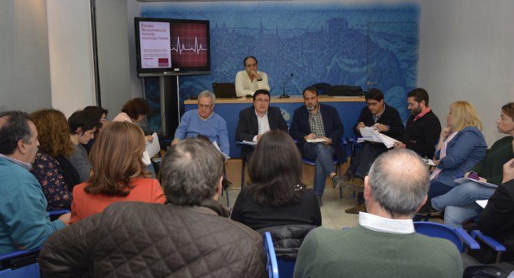 La alta participación marca un nuevo encuentro de la Mesa de Vivienda del Ayuntamiento de Toledo