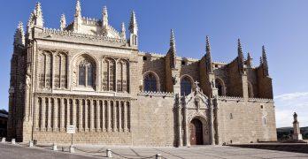Nuevos trabajos de restauración en los murales de San Juan de Los Reyes