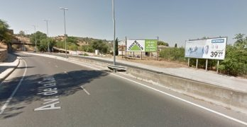 Detenido un conductor en Toledo por provocar un accidente al circular en sentido contrario