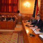 El pleno de la Diputación anula la expropiación de terrenos de Ciudad de Vascos