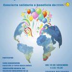 Talavera acoge el concierto 'Música por el mundo' a beneficio de las asociación Down