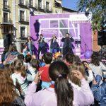 Más de 300 personas participan en Toledo en los II Juegos Cooperativos por la Igualdad