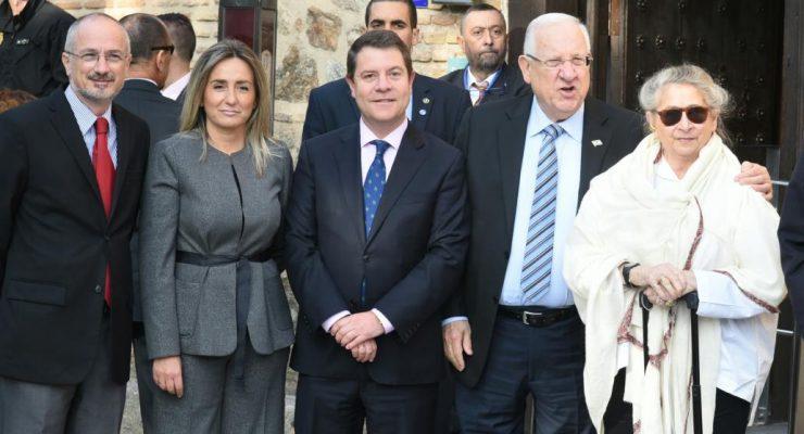 """Ganemos: """"El presidente de Israel favorece que el pueblo palestino siga sin estado propio"""""""
