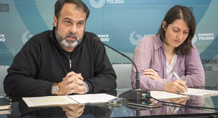 """Ganemos Toledo, """"sin prisa"""" por aprobar los presupuestos municipales"""